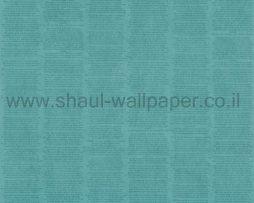 טפטים לחדר שינה, טפט לקיר קטעי מילים בעמודות צבע טורקיז