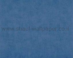 טפטים לחדר שינה, טפט לקיר דמוי בטון גוון כחול