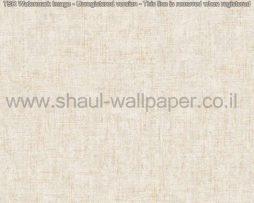 טפטים לחדר שינה, טפט לקיר צורות מרוחות צבע זהב ולבן