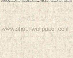 טפטים לחדר שינה, טפט לקיר צורות מרוחות צבע לבן