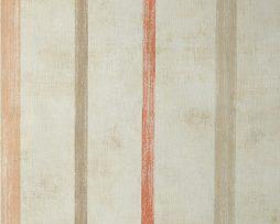 טפטים לחדר שינה, טפט לקיר טפט פסים עדינים לאורך אדום