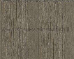 טפטים לחדרי עבודה משרדים וסלון, טפט דמוי עץ בצבע אפור כהה