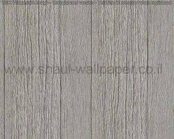 טפטים לחדרי עבודה משרדים וסלון, טפט דמוי עץ בצבע אפור