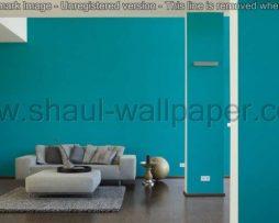 טפטים לסלון, למטבח ולחדרי שינה טפט טקסטורה מחוספס בצבע טורקיז