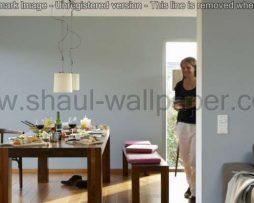 טפטים לסלון, למטבח ולחדרי שינה טפט טקסטורה מחוספס בצבע אפור