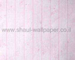 טפטים לבית, טפטים לקיר, טפט דמוי עץ גוונים של צבע ורוד