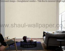 טפטים לסלון, טפטים לחדרי שינה ופניות אוכל, טפט עם קמטים צבע שמנת