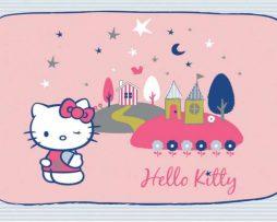 תמונת טפט הלו קיטי לחדרי ילדות